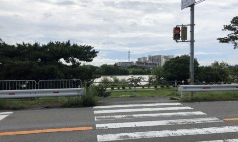 武庫川水位